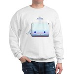 Boxy the Whale Sweatshirt