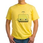 Boxy the Whale Yellow T-Shirt