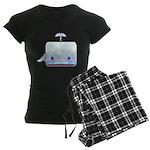 Boxy the Whale Women's Dark Pajamas