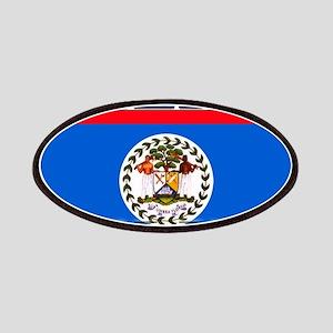 Belize Belizean Flag Patches