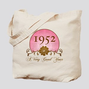 1952 A Very Good Year Tote Bag