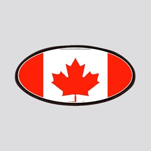 Canada Canadian Flag Patches