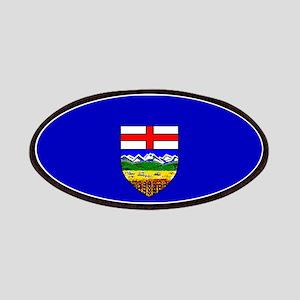 Alberta Albertan Flag Patches