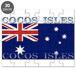 Cocos Islands Puzzle