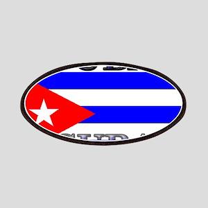 Cuba Cuban Flag Patches