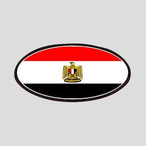 Egypt Egyptian Blank Flag Patches