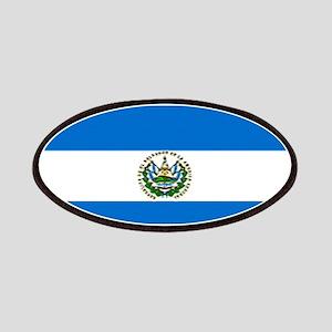 El Salvador Patches