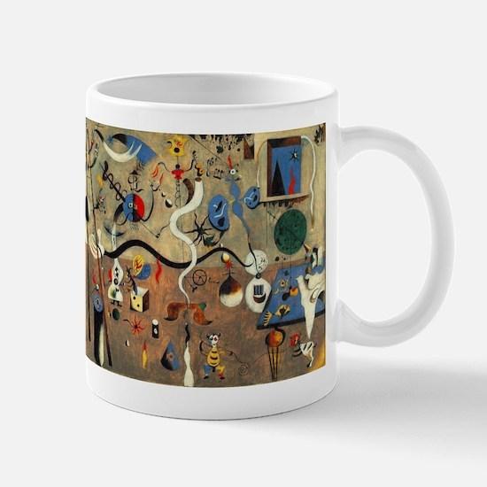Harlequin Carnival Mug