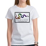 Rainbow JOIN, or DIE. Women's T-Shirt