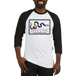 Rainbow JOIN, or DIE. Baseball Jersey