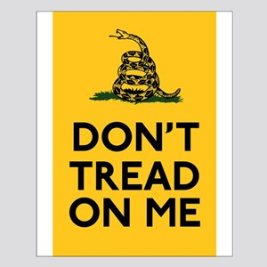 Dont Tread On Me Small Poster
