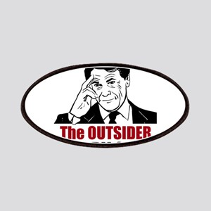 The Outsider Perry 2012 Patches