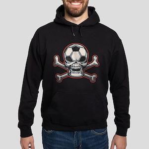 Soccer Pirate IV Hoodie (dark)