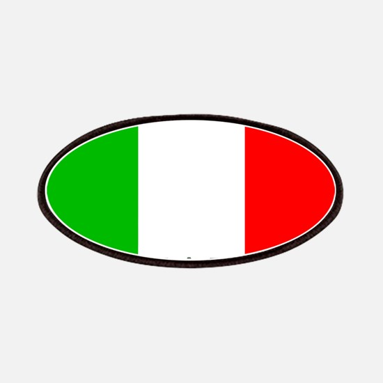 Italy Italian Flag Patches