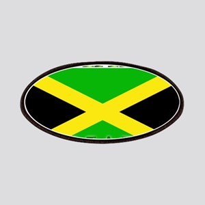 Jamaica Jamaican Flag Patches