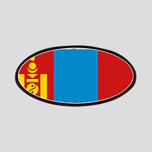 Mongolia Patches