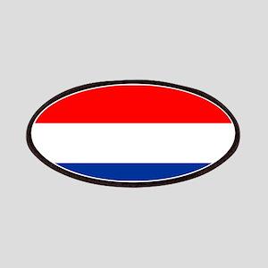 Netherlands Dutch Flag Patches