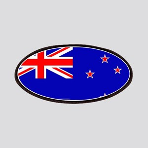 New Zealand Zealander Flag Patches