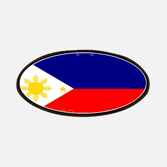 Philippines Filipino Flag Patches