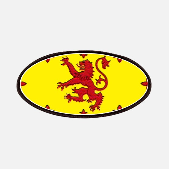 Scotland Scottish Blank Flag Patches