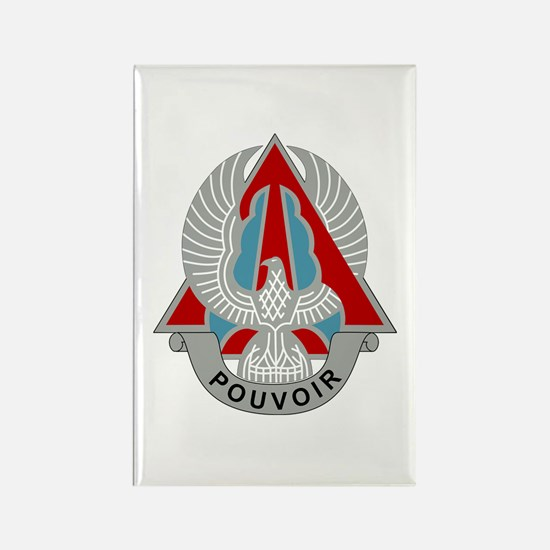 227th Aviation Regiment - DUI Rectangle Magnet