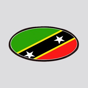 St Kitts & Nevis Patches