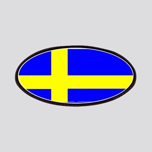Sweden Swedish Flag Patches