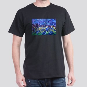Graffiti Dark T-Shirt