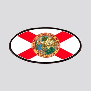 Florida Sunshine State Flag Patches