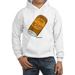 Can of Beard Hooded Sweatshirt