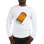 Can of Beard Long Sleeve T-Shirt