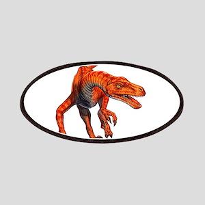 Velociraptor Raptor Dinosaur Patches