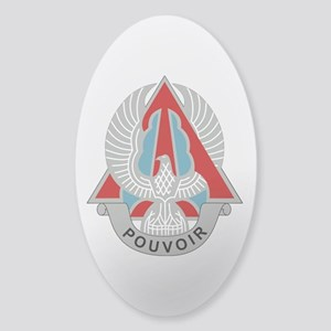 227th Aviation Regiment - DUI Sticker (Oval)