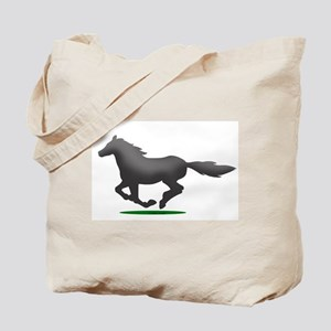 Horse (JR) Tote Bag