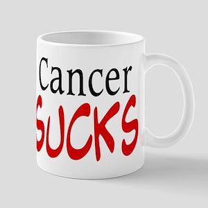 Cancer Sucks on a Mug