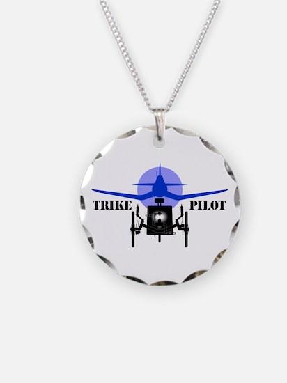 Trike Pilot - Necklace