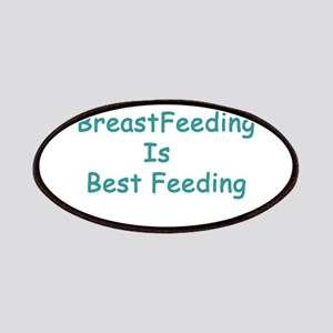 BreastFeeding Is Best Patches