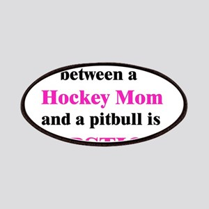 Palin Hockey Mom Pitbull Lips Patches