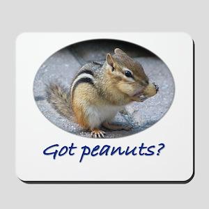 Got Peanuts? Mousepad