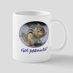 Got Peanuts? Mug