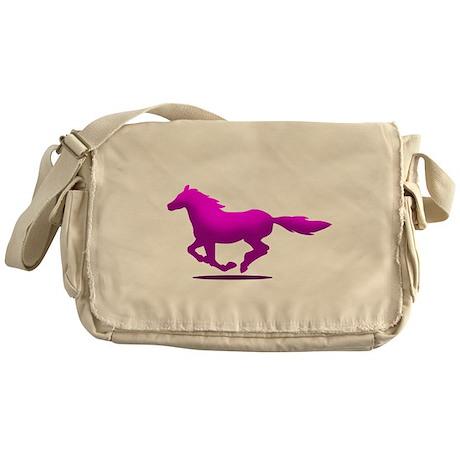 Horse (sp) Messenger Bag
