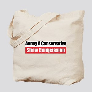 Show Compassion Tote Bag