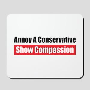 Show Compassion Mousepad