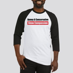 Show Compassion Baseball Jersey