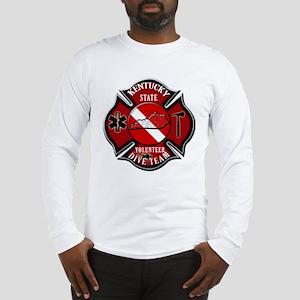 Kentucky Rescue Diver Long Sleeve T-Shirt
