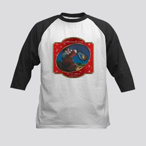 To the Rescue - Christmas Sta Kids Baseball Jersey