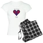 Heart - Fraser of Reelig Women's Light Pajamas