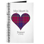 Heart - Fraser of Reelig Journal