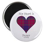 Heart - Fraser of Reelig Magnet