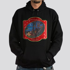 Coming Home - Christmas Star Hoodie (dark)